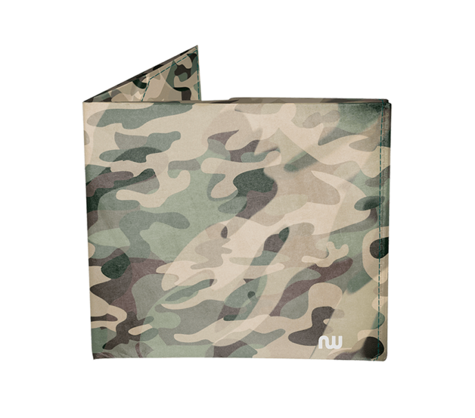 Portefeuille militaire ultra fin