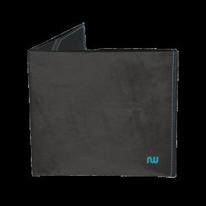 Portefeuille compact et léger noir