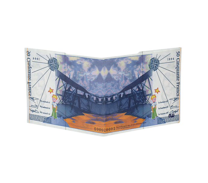 Portefeuille original Petit Prince