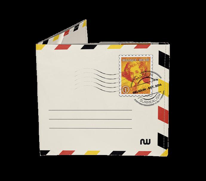 Portefeuille enveloppe reine Fabiola de Belgique