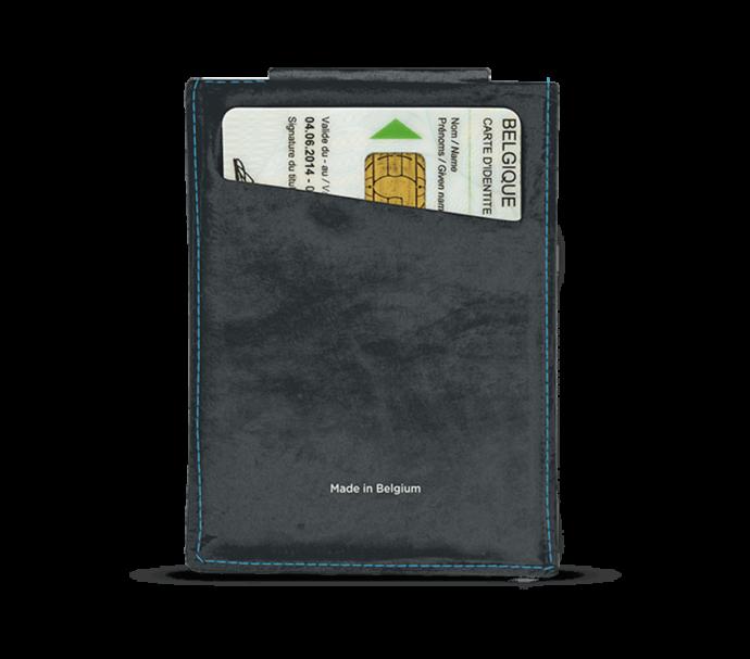Porte carte d'identité ultra plat pour homme