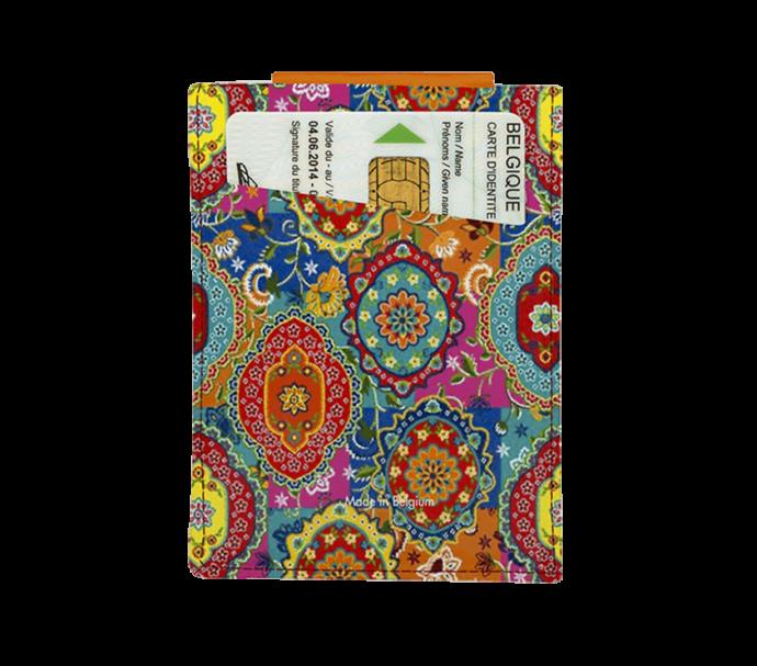 portefeuille carte d'identité design