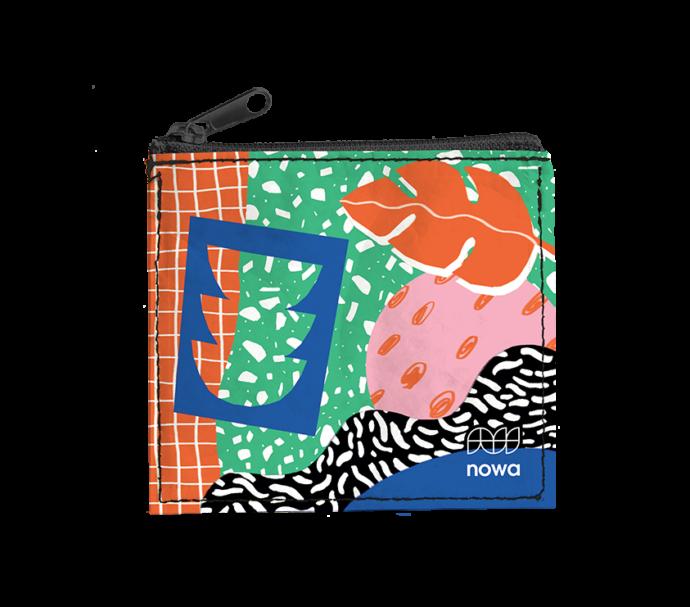 Porte-Monnaie ultra fin et léger full color
